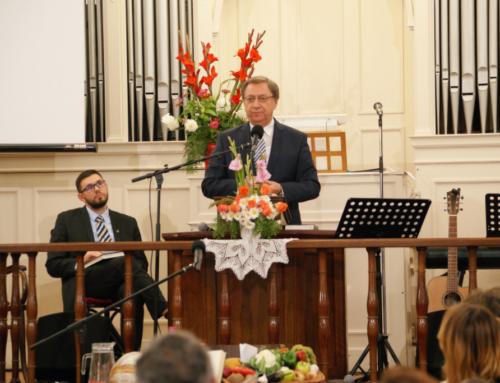 Mészáros Kálmán prédikációja